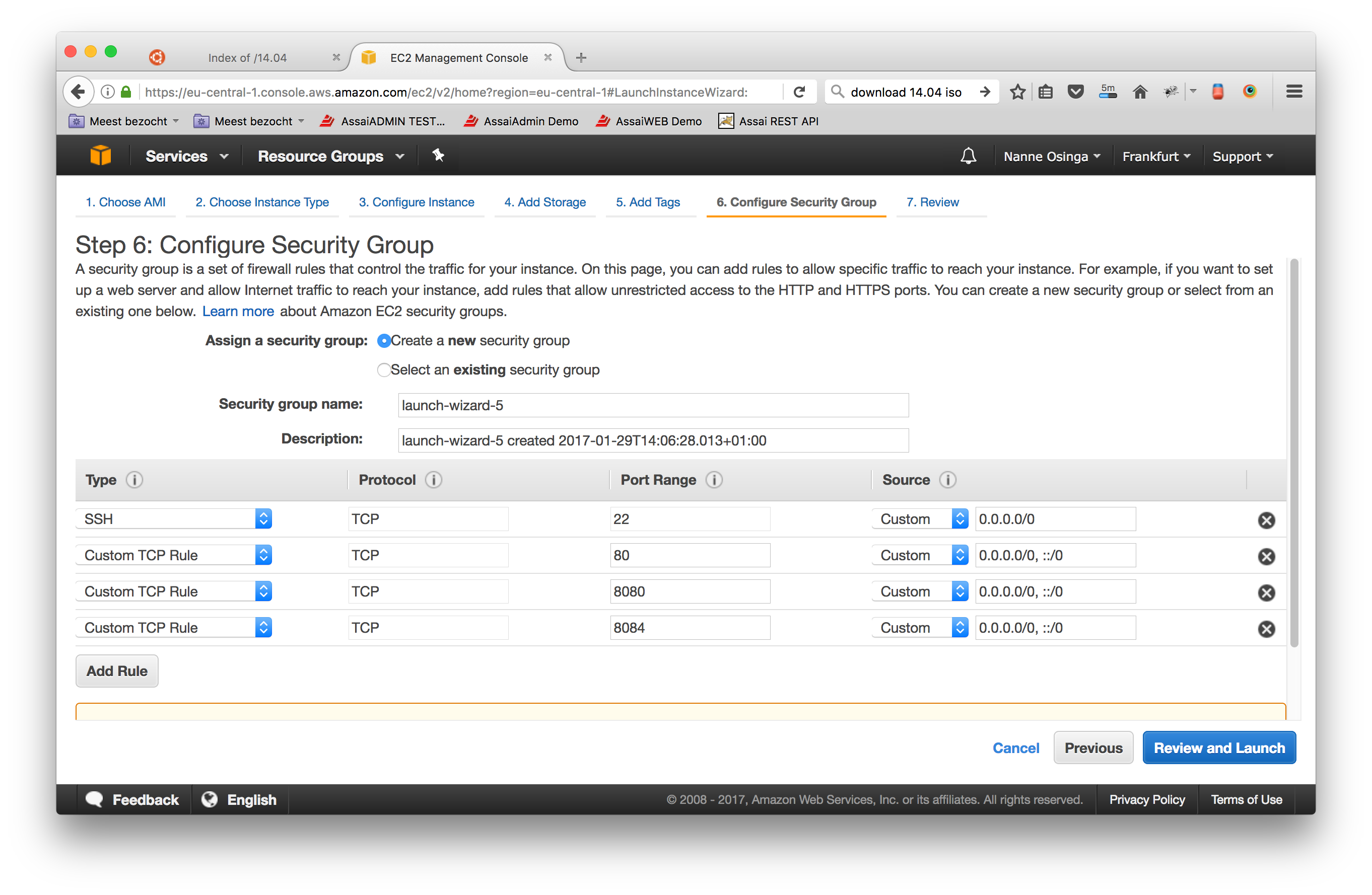 From Ubuntu 14 04 to virtualdemobox - Vaizr Documentation