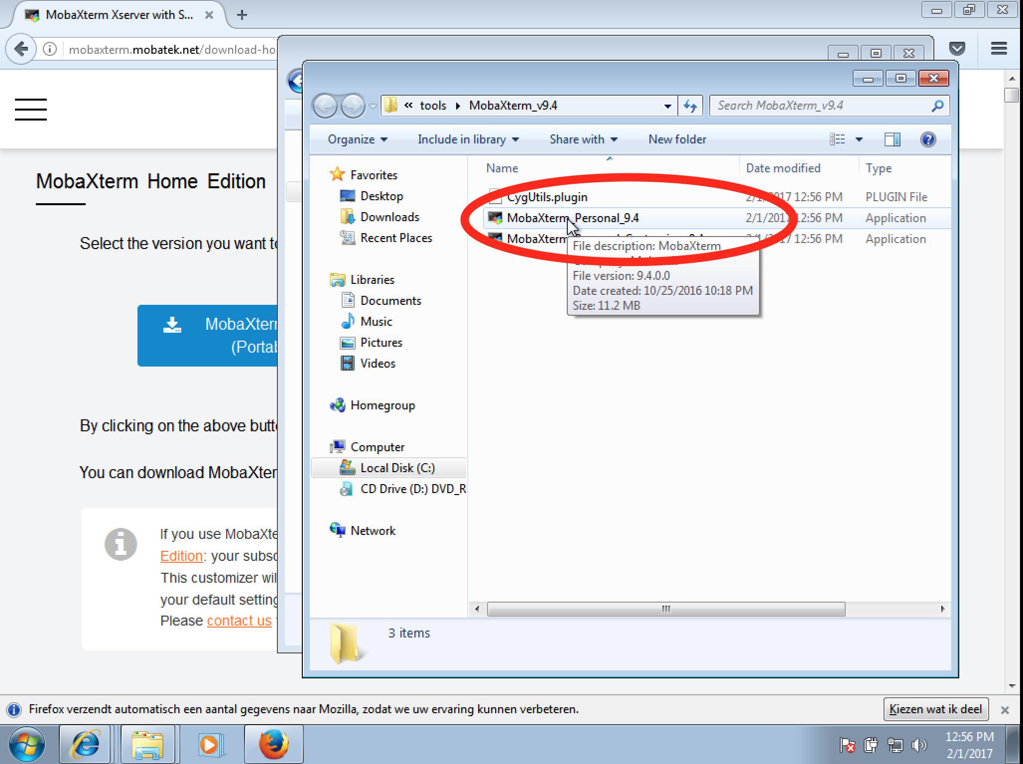 Windows and X-Windows - Vaizr Documentation